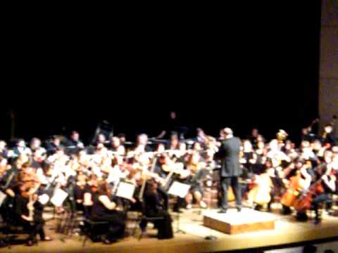 Greeley Central Orchestra performing Avenged Sevenfold's Afterlife arranged by Ein Atara