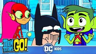 Teen Titans Go! på Svenska | Teen Justice League GO! | DC Kids