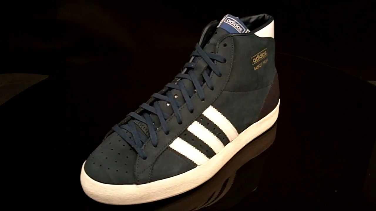 Adidas Basket Profi OG DPetrol White Vapour Ecru Q23277