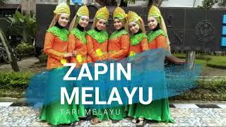 Gambar cover TARI TRADISIONAL MELAYU (ZAPIN MELAYU) KELOMPOK 3 REG A PG PAUD 2016 UNIMED