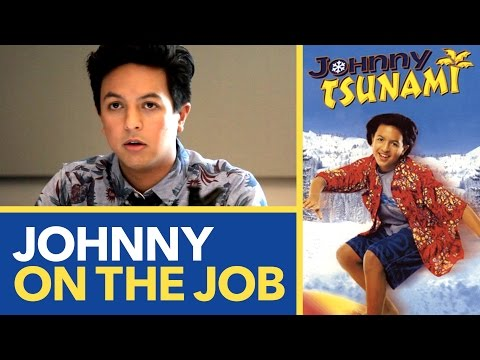 Meeting Tsunami | Johnny Tsunami on the Job by Oh My Disney