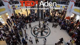 Aden Mall Flashmob \