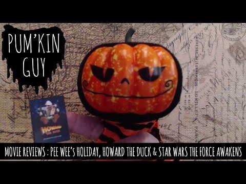 Movie Reviews : Howard the Duck, Pee Wee