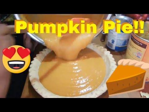 How To Make Pumpkin Pie Easy Recipe