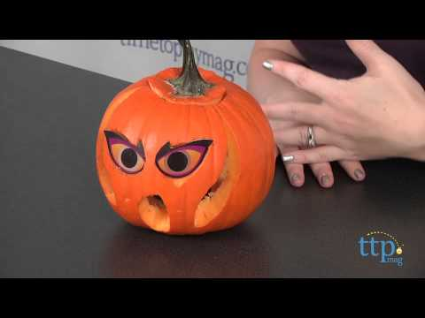 Pumpkin Masters Xtreme Strobe Flashing LED Light from Signature Brands, LLC.