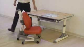 Ergonomic Kids Study Table Set E120