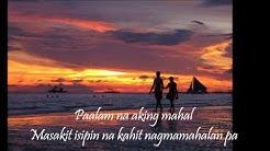 Paalam Na by Jay R, HD w/ lyrics