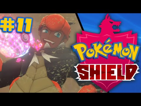 Pokémon Shield | Final Gym Badge! #11