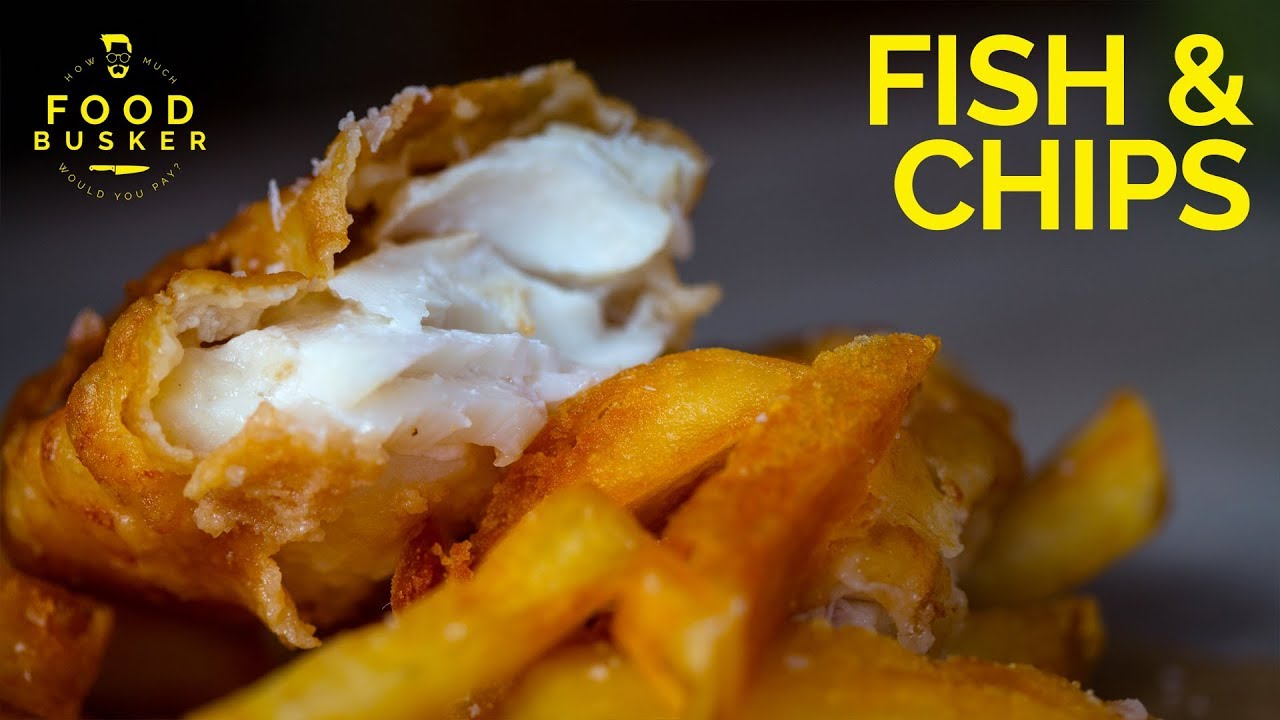 fish and chips hands down the best ever youtube