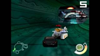 Cars Attacks! Again! Again!! - RC Revenge Pro - PS2