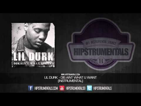 Lil Durk - Dis Aint What You Want [Instrumental] + DOWNLOAD LINK