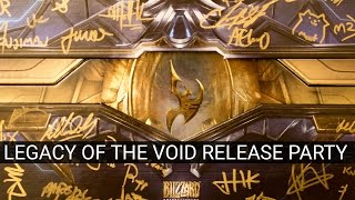 LEGACY OF THE VOID LAUNCH PARTY!