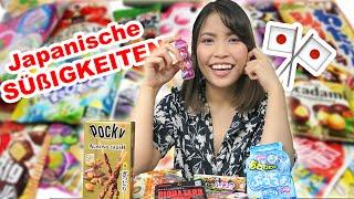 Lustige JAPANISCHE SÜßIGKEITEN Test! | Japan Fun Time