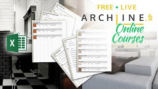 Documentation - ARCHLine.XP Preliminary Interior Design Course 5
