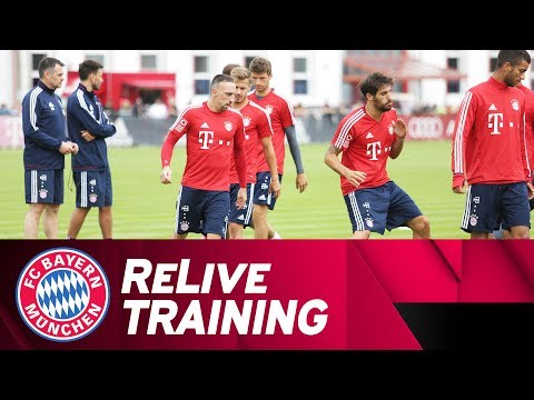 ReLive | FC Bayern Training w/ Müller, Hummels, Ribéry & more