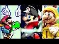 Super Mario Evolution of SECRET POWER-UPS 1985-2015 (NES to Wii U)