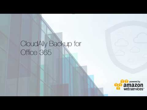Office 365 Backup Solutions for Business | Cloudally