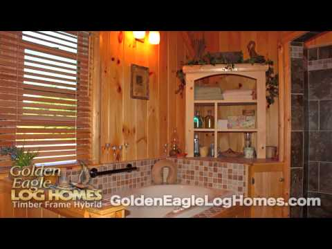 Log Cabin Homes Exterior