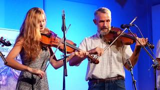 Fiddle Medley (cross tuning with fiddle sticks) ~ Strictly Strings @ Harvest House