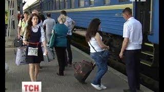 Залізничні квитки в Україні стали дефіцитом(, 2013-05-03T17:51:21.000Z)
