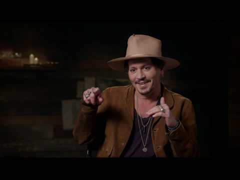 Pirates of the Caribbean 5 Johnny Depp Behind The Scenes Interview