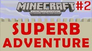 """Minecraft 360: Superb Adventure ep. 2 """"ENDERMAN"""""""