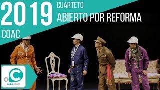 Cuarteto, Abierto por reformas - Cuartos