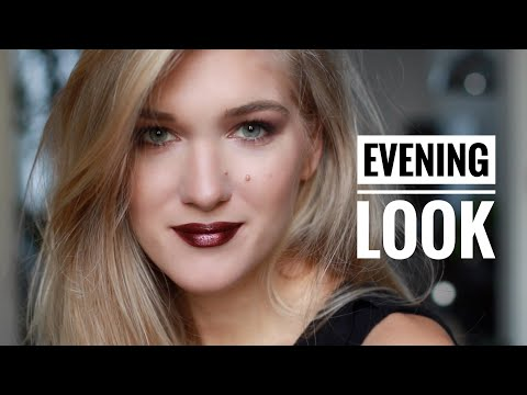 GRWM   Evening Look