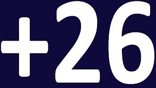 ПОЛНЫЙ УРОК 26 - ПРАКТИКА и УПРАЖНЕНИЯ. ГРАММАТИКА АНГЛИЙСКОГО ЯЗЫКА С НУЛЯ. АНГЛИЙСКИЙ ЯЗЫК. УРОКИ