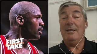 Bill Laimbeer: LeBron is the GOAT over MJ and is better at involving teammates to win | First Take