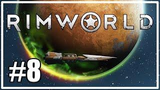 Бунт или Бунт (ง'̀-'́)ง [RimWorld #8]