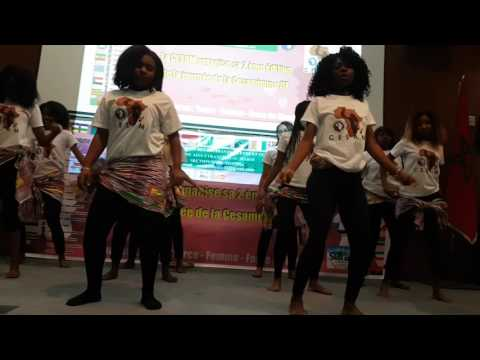 Danse Traditionnelle Africain (Centre Afrique, Madagascar, Niger, Côte D'ivoire, Mali, Cameroun)