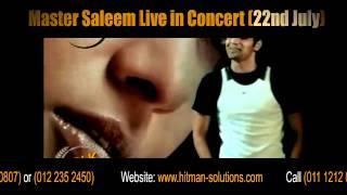 Master Saleem Live in Concert (Malaysia) - 22nd July 2011