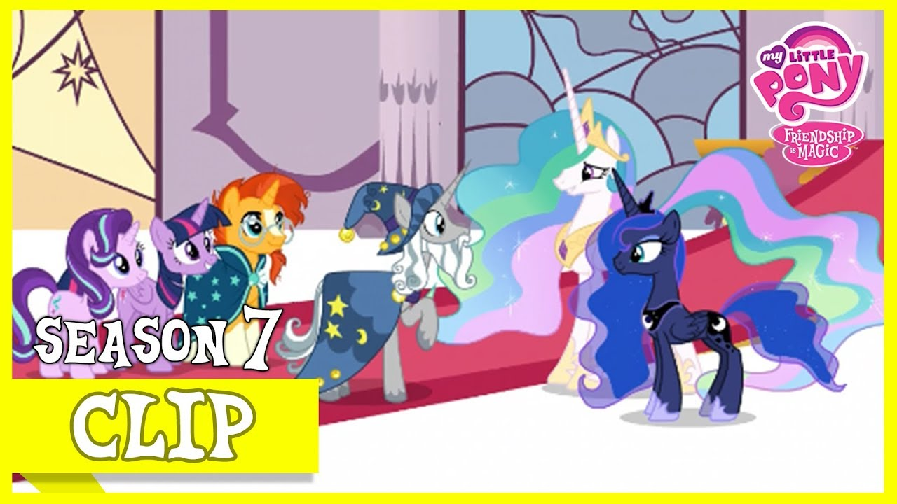 mlp shadow play characters