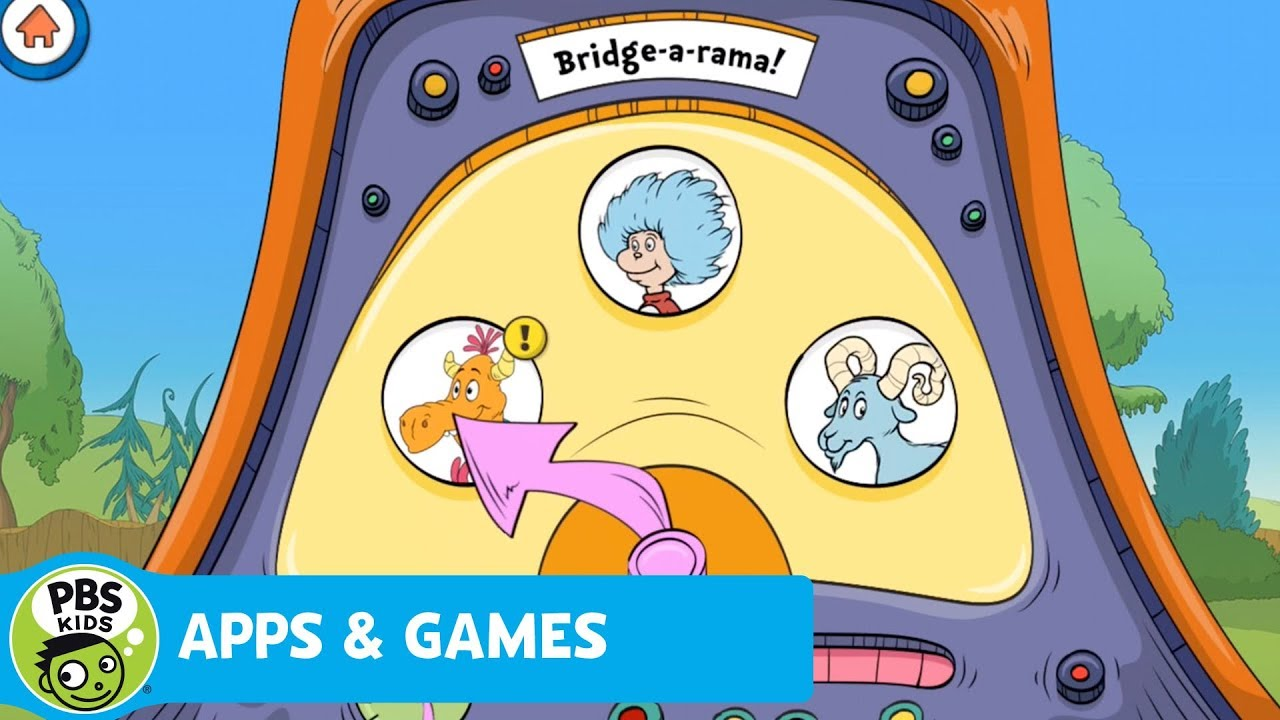 b14aeeae APPS & GAMES   The Cat in the Hat Builds That!   PBS KIDS - YouTube