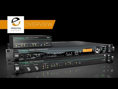 Overview - Directout Technologies Audio Over IP Bridging Units