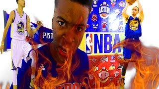 CAN STEPHEN CURRY BE STOPPED?! NBA RANT!!