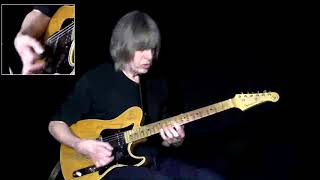 Mike Stern - Blues In F (Lesson Excerpt)