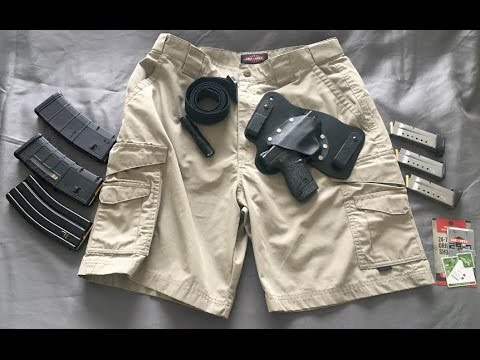c6e7b7137f Need New Shorts?? Tru-Spec 24-7 Tactical Shorts Review - YouTube