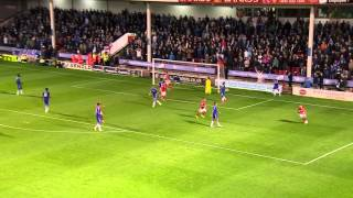 Video Gol Pertandingan Walsall vs Chelsea