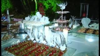 wedding in lebanon cielo garden