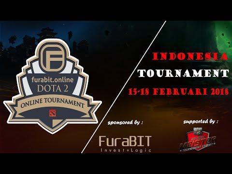 LIVE- Furabit Dota 2 Tournament 13 LINK VS The Silly Sea Monkey(XcN) BO1