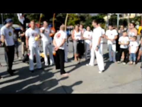 Capoeira.Open Roda in Yalta