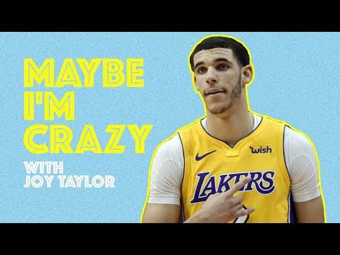 Valentine's Day Special: Love and Basketball and Lonzo Ball | EPISODE 23 | MAYBE I'M CRAZY