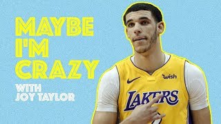 Valentine's Day Special: Love and Basketball and Lonzo Ball | EPISODE 23 | MAYBE I