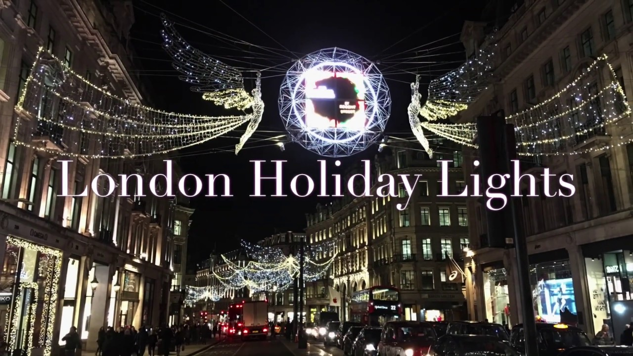 Londons Christmas Tree In Trafalgar Square Is Donated Each Year By Which Country.London Christmas Lights 2019 8 Best Places To Experience