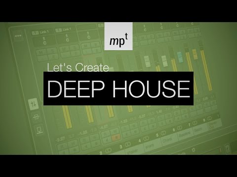 Cubase Pro 9: Let's Create Deep House