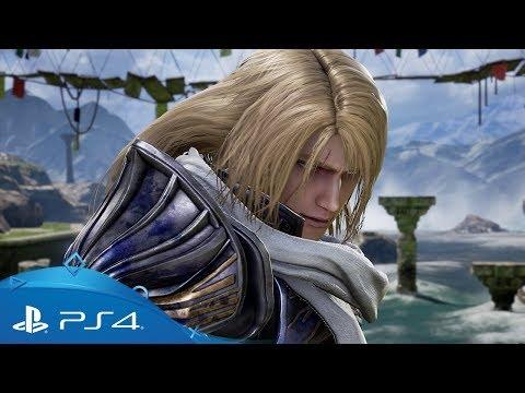 SoulCalibur VI   Siegfried Reveal   PS4