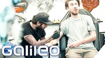 Was ihr über Tattoos noch nicht wusstet | Galileo | ProSieben