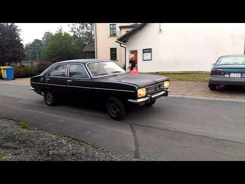 Chrysler 180 Jízda
